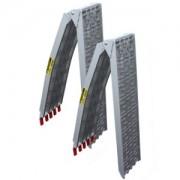 Coppia di  Rampe mod ATV001(05) alluminio