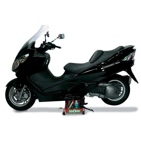 Accosta moto mavfr08 for Cavalletto sposta moto