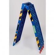 Rampa mod. ATV001(4) colore blu