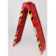 Rampa mod. ATV001(4) colore rosso