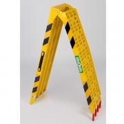 Rampa mod. ATV001(4) colore giallo