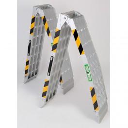 Rampe Pedane Da Carico In Alluminio Pieghevoli