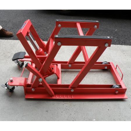 Ponte sollevatore idraulico 5151 solleva moto quad for Ponte alzamoto